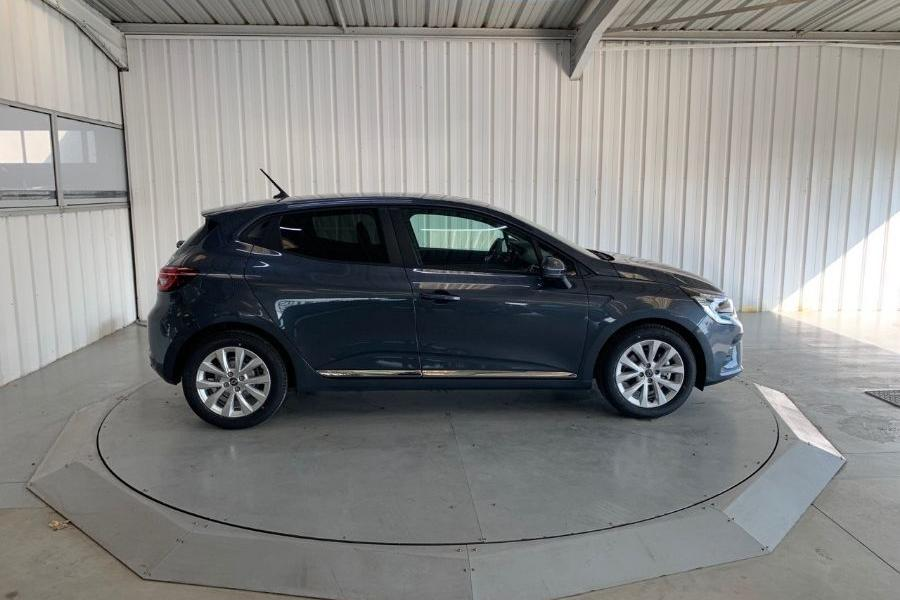 Renault Clio à Niort : INTENS BLUE DCI 115 5P - photo 4