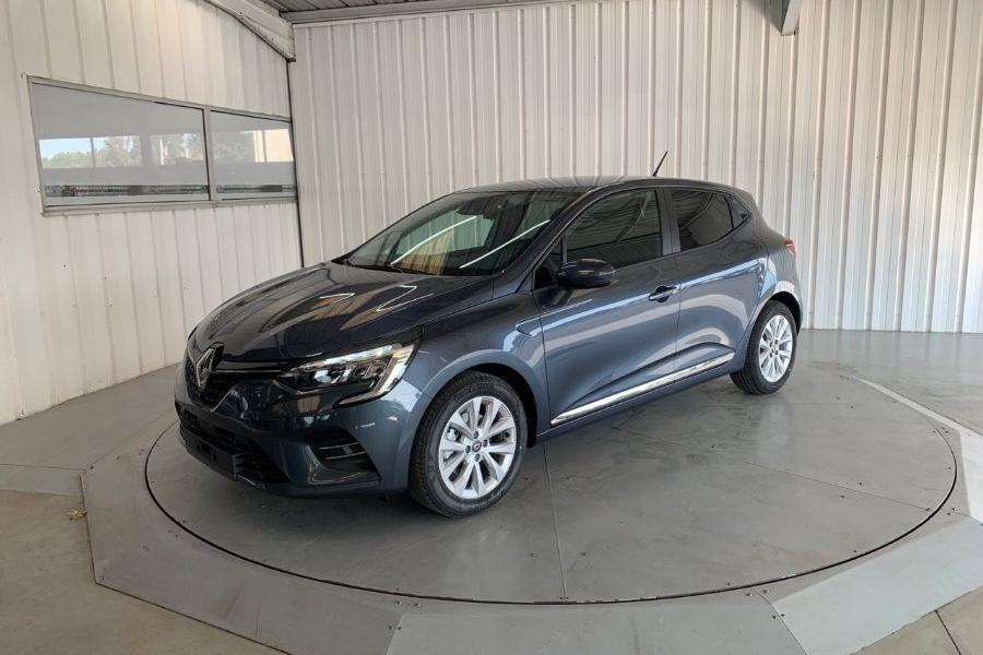 Renault Clio à Niort : INTENS BLUE DCI 115 5P - photo 19
