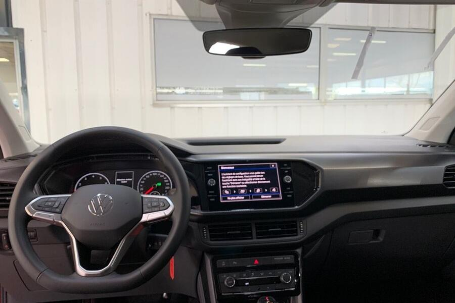 Volkswagen T-cross à Niort : 1.0 TSI Style Advance DSG 110ch - photo 3