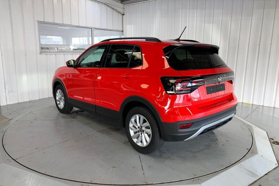 Volkswagen T-cross à Niort : 1.0 TSI Style Advance DSG 110ch - photo 2
