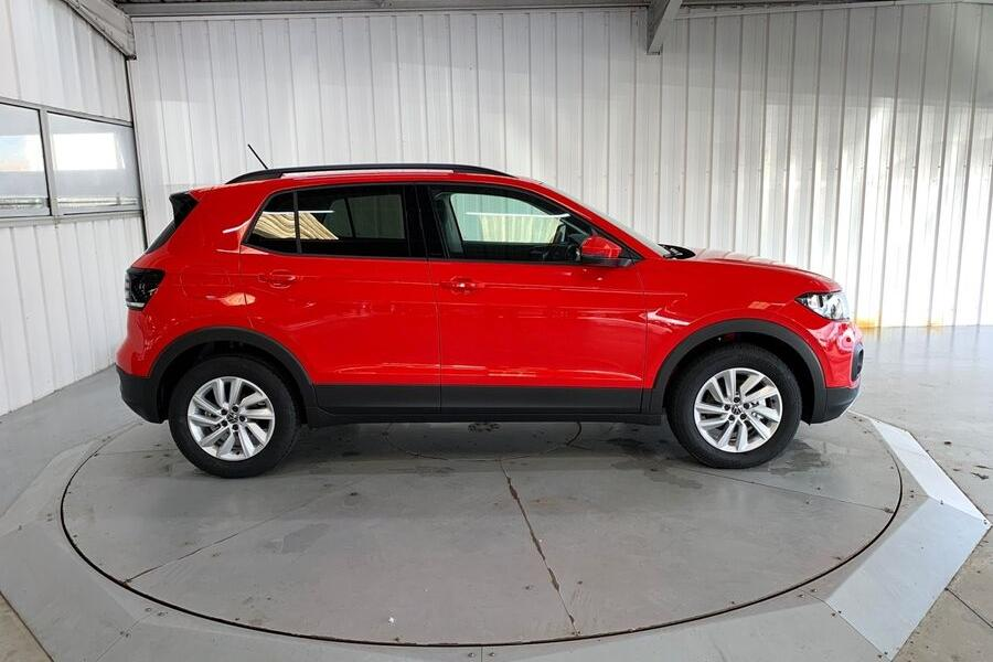Volkswagen T-cross à Niort : 1.0 TSI Style Advance DSG 110ch - photo 4