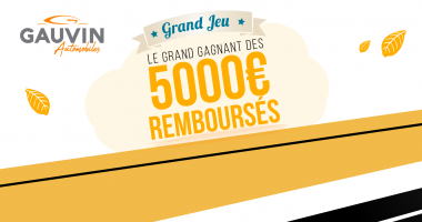 Annonce gagnant