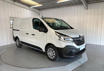 Renault Trafic-fourgon à Niort : L1H1 1200 KG DCI 145 ENERGY EDC Grand CONFORT