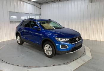 Volkswagen T-roc à Niort : 1.5 TSI 150 EVO Start/Stop DSG7 Lounge Advance