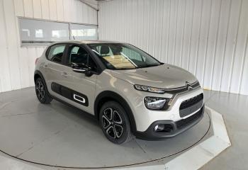 Citroen C3 à Niort : Pure Tech 83ch S&S Feel Pack 5p