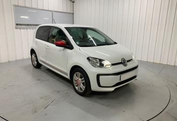 Volkswagen Up à Niort : 1.0 75 Beats Audio 5p
