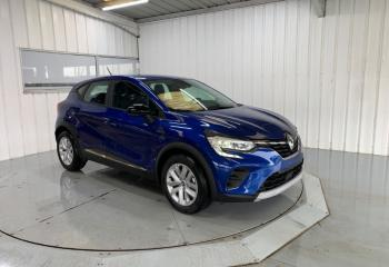 Renault Captur à Niort : Blue dCi 115 EDC Business