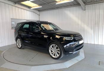 Land-rover Discovery à Niort : Td6 V6 3.0 258 ch BVA8 HSE Luxury 7 places
