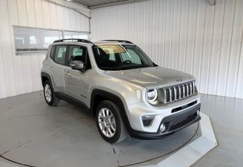 Jeep Renegade à Niort : 1.6 l MultiJet 120 ch BVR6 Limited